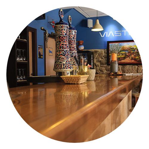 Cafeteria Hotel Via Stellae