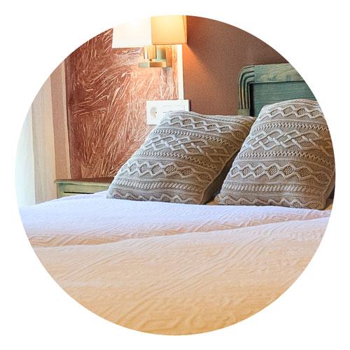 Habitaciones Hotel Via Stellae